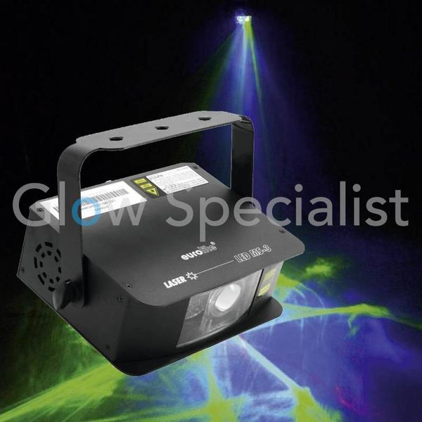 EUROLITE LED MS-3 Polar Laser