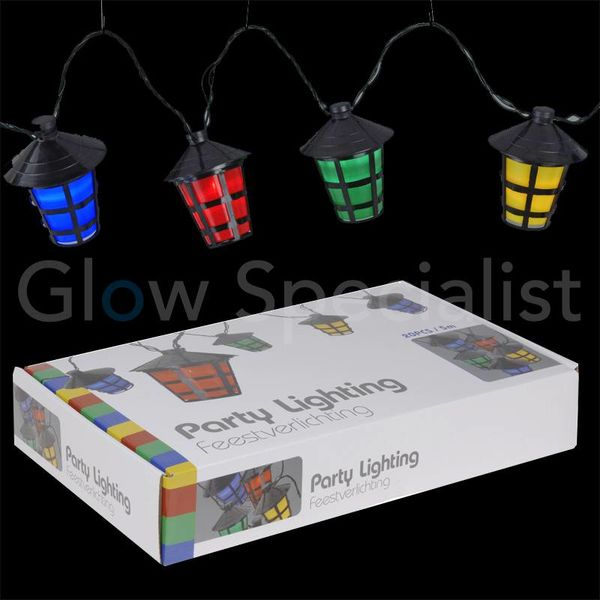 PARTY LIGHTING - LAMPION - 20 STUKS