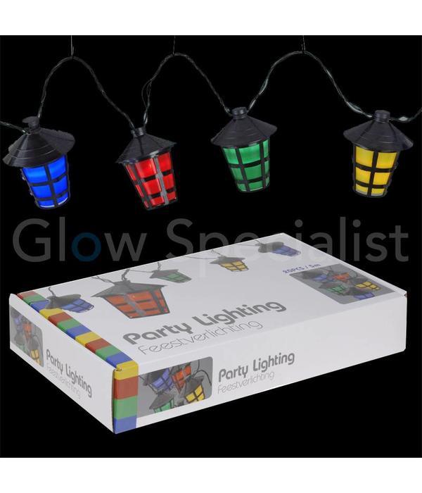 party lighting 20 lampion lampjes