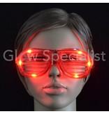 LED Shutter Eye glasses