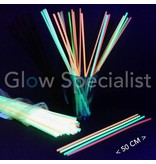 NEON STRAWS - 50 CM (L) - 100 PIECES