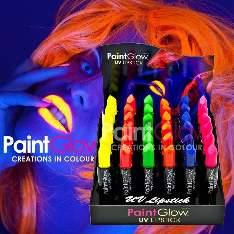 PaintGlow PAINTGLOW UV LIPSTICK · - PaintGlow PAINTGLOW UV LIPSTICK ... 4e75e490ed