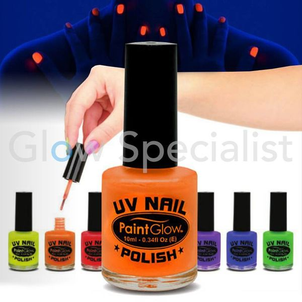 PAINTGLOW UV NAIL POLISH