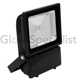 - Glow Specialist LED UV - BLACKLIGHT - 395nm - 60 WATT COB FLOOD LIGHT - High Quality