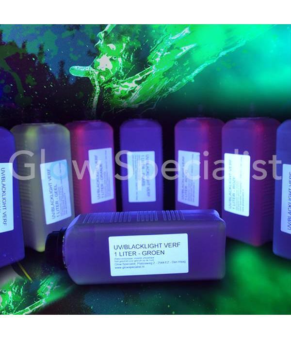 UV / Blacklight paint 1 lt