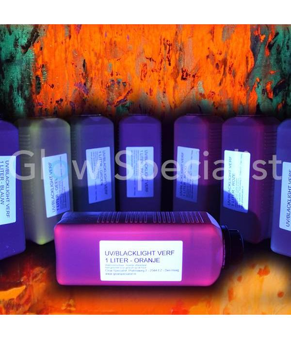 UV / BLACKLIGHT VERF - 1 LITER