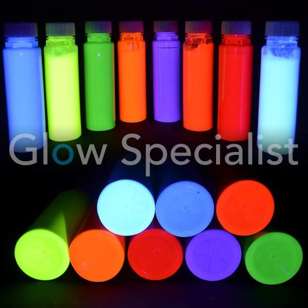 UV / BLACKLIGHT PAINT 250 ML