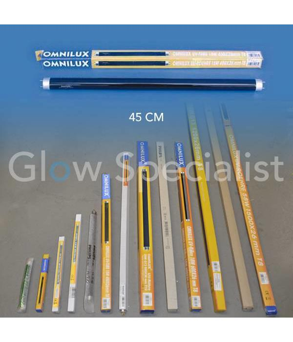 BLACKLIGHT / UV Tubes - VARIOUS SIZES