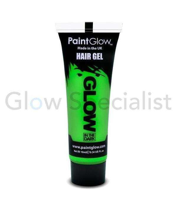- PaintGlow PAINT GLOW GLOW IN THE DARK HAIR GEL