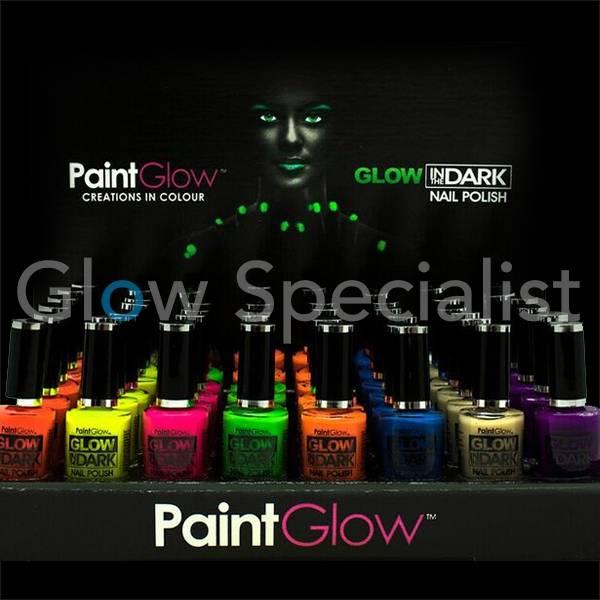 PaintGlow PAINTGLOW GLOW IN THE DARK NAIL POLISH