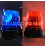 Party Fun Light MINI POLICE LIGHT - BLUE OR RED