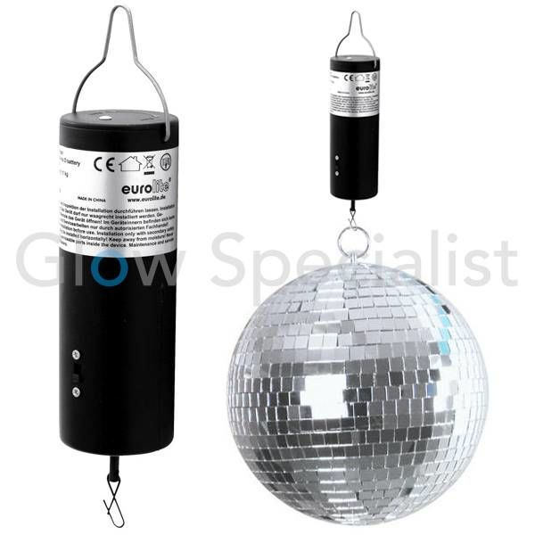 EUROLITE MB-1010 mirror ball motor BATTERY 1 KG