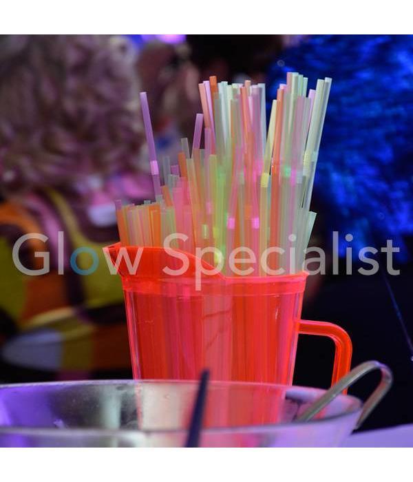 Party Essentials NEON PITCHER / SCHENKKAN - ROZE/ROOD - 1,75 L