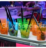 Party Essentials NEON TALL TUMBLER - ASSORTED - 50 PIECES