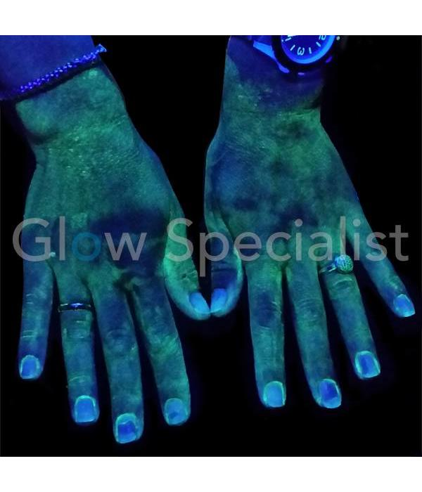GERM SIMULATION UV HAND-WASH TRAINING LOTION