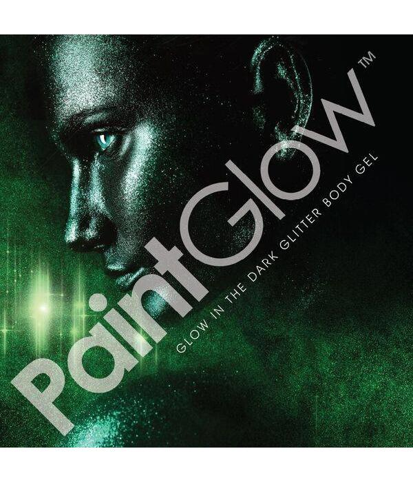 - PaintGlow PAINTGLOW GLOW IN THE DARK GLITTER FACE & BODY GEL
