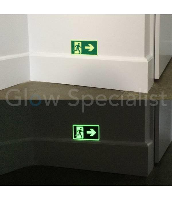 GLOW IN THE DARK LUMI / PLINTH MARKER