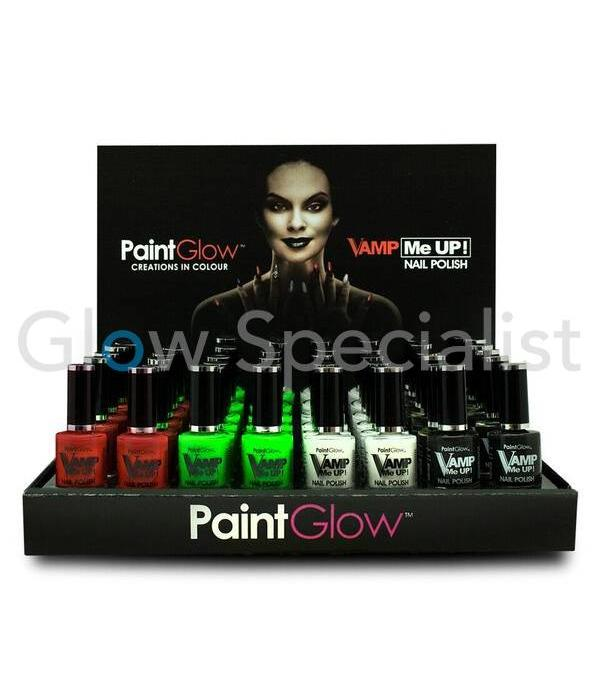 - PaintGlow PAINTGLOW VAMP ME UP! NAGELLAK