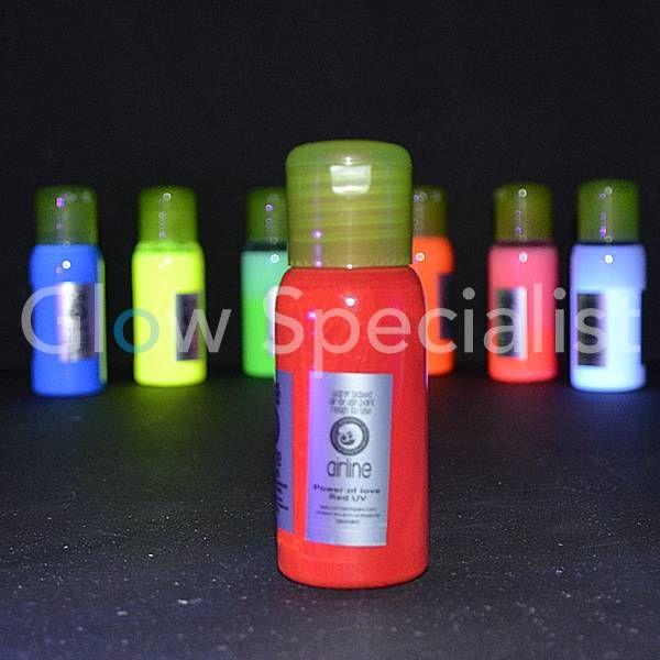CAMELEON AIRLINE UV - POWER OF LOVE RED UV