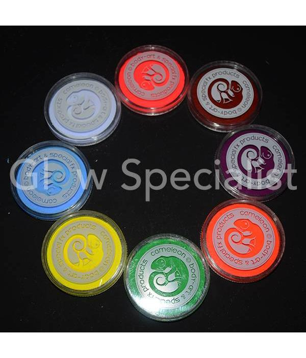 - Cameleon CAMELEON UV SPECIAL EFFECTS PAINT - TOXIC YELLOW