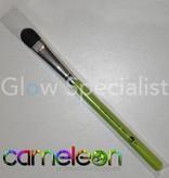 - Cameleon CAMELEON BRUSH - FILBERT - NR 1 - GREEN