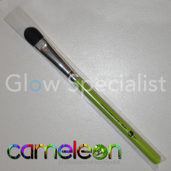 CAMELEON BRUSH - FILBERT - NR 1 - GREEN