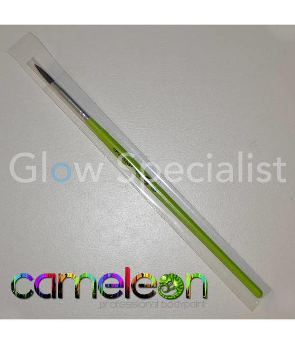 - Cameleon CAMELEON BRUSH - ROUND POINT - NR 6 - GREEN