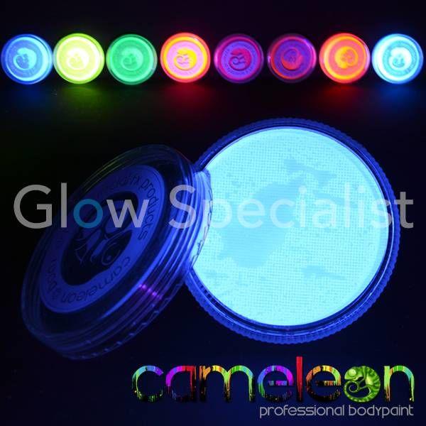 CAMELEON UV SPECIAL EFFECTS PAINT - TINCTORIUS BLUE
