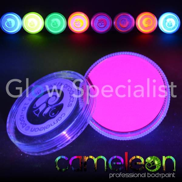 CAMELEON UV SPECIAL EFFECTS PAINT - ELECTRIC PURPLE