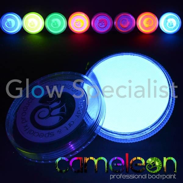 CAMELEON UV SPECIAL EFFECTS PAINT - STARLIGHT WHITE