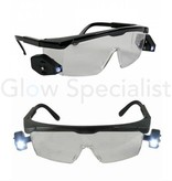 SAFETY GLASSES WITH LED LIGHT