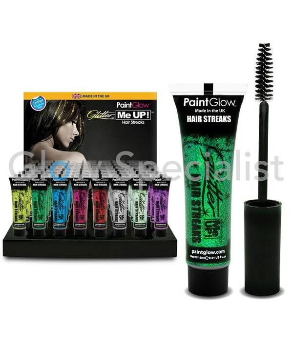 - PaintGlow PAINTGLOW GLITTER ME UP HAIR STREAKS
