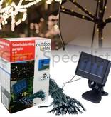 SOLAR PARASOLVERLICHTING - 72 LED LAMPJES