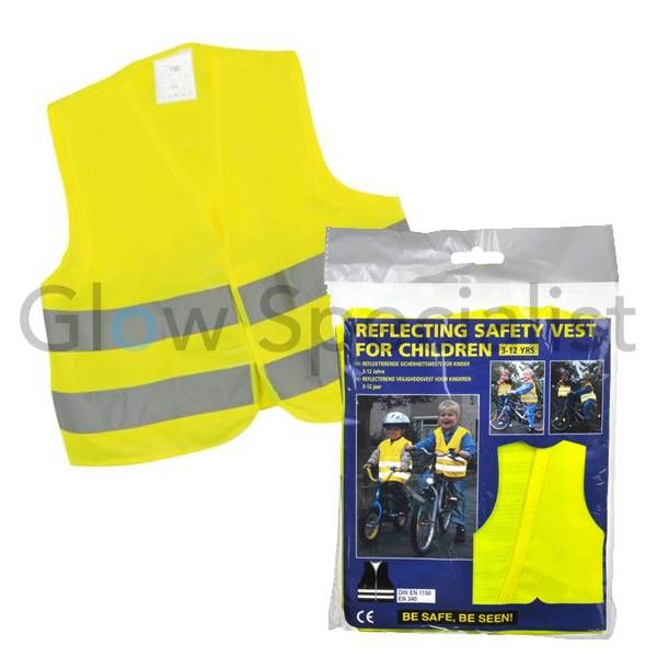 LIFETIME SAFETY VEST FOR KIDS