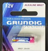 Grundig GRUNDIG BATTERY MN27 / 12V MT - 5 PIECES