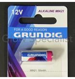 Grundig GRUNDIG BATTERIES - MN21 / 12V MT - 5 PIECES