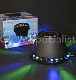 Party Fun Light LED BLUETOOTH DISCOLICHT EN SPEAKER - 24 LED - 5W
