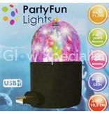 Party Fun Light PARTY NIGHT LIGHT USB