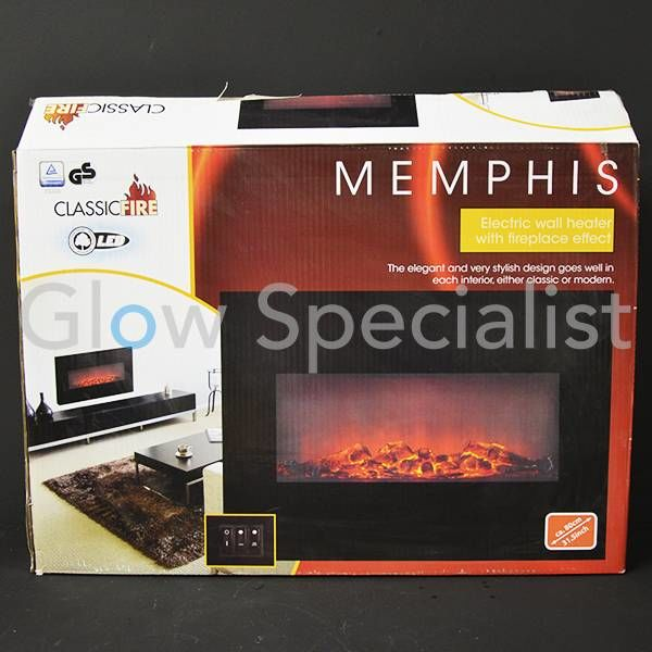 ELECTRIC WALL HEATER MEMPHIS