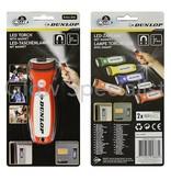 Dunlop LED ZAKLAMP MET MAGNEET - 6 KLEUREN