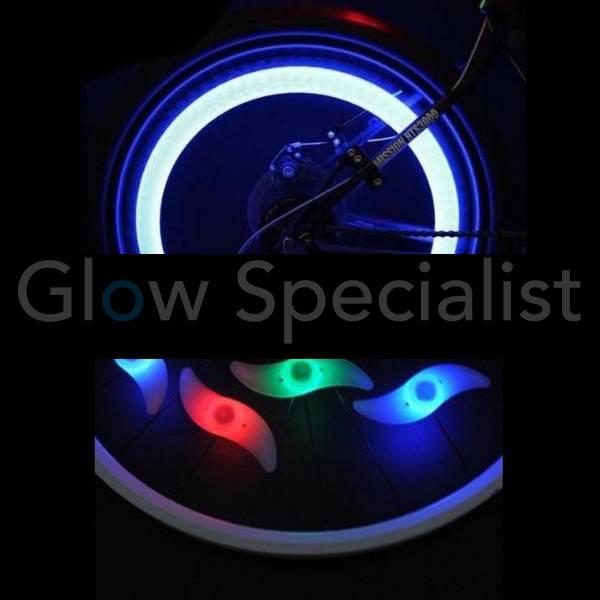 FIETSSPAAK VERLICHTING - koop je bij Glow Specialist! - Glow Specialist