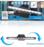 Grundig GRUNDIG LED LAMP 10 LED - MET 320 GRADEN DRAAIBAAR PLATEAU