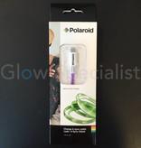 Polaroid LICHTGEVENDE OPLAADKABEL LED MICRO USB - GESCHIKT VOOR ANDROID TELEFOON/TABLET