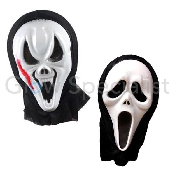 HALLOWEEN MASK - 2 TYPES