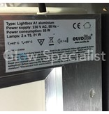 - Eurolite Illuminated billboard A1, aluminium