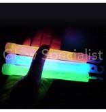 """- Glow Specialist RESTPARTIJ BREAKLIGHTS 6""""- 25 STUKS"""