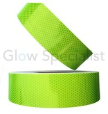 REFLECTEREND TAPE - GEEL - 50MM x 25M