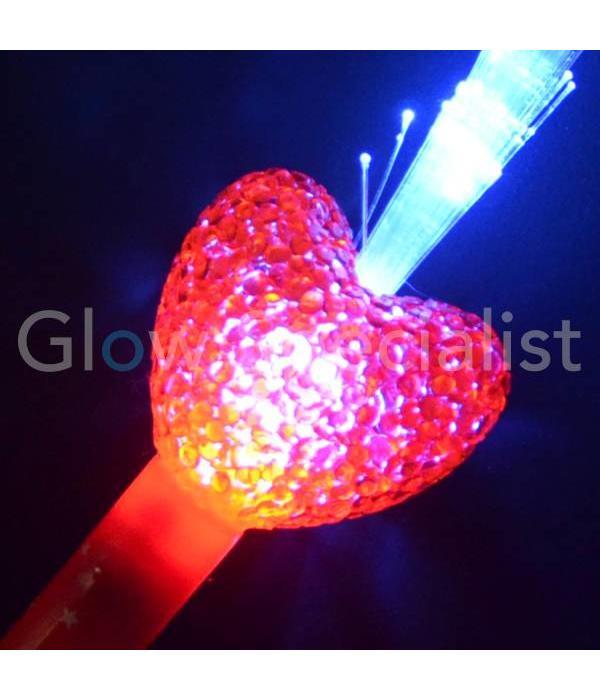 FIBERSTICK MET LED HART