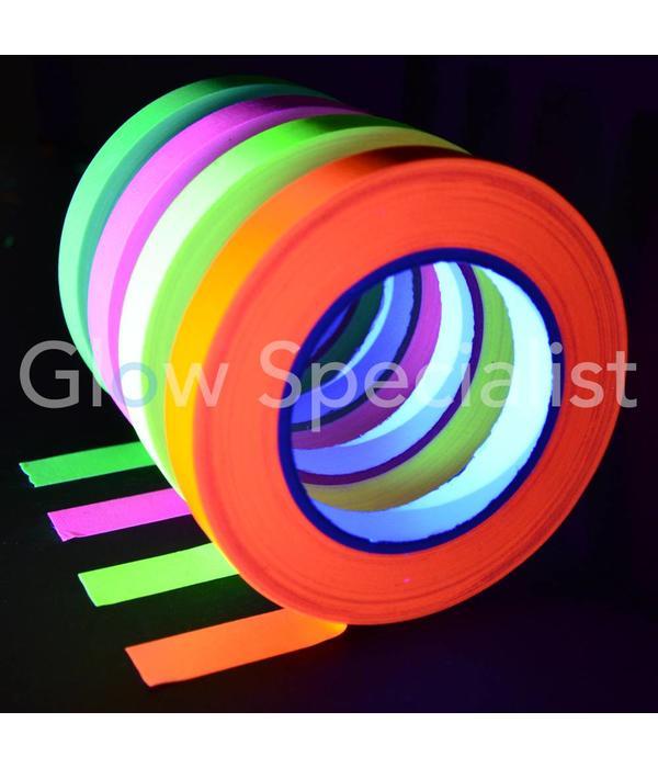 UV / BLACKLIGHT NEON TAPE - 19 MM x 25 M