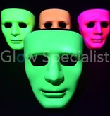 UV NEON MASK - 4 COLORS